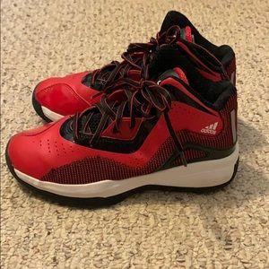 Adidas Crazy Ghost Boys Basketball Shoes Sz 4